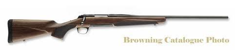 Browning X-Bolt Puu