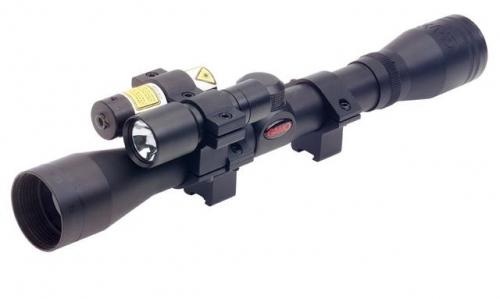Gamo 4 x 32 WR Vampir Laser