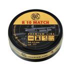 RWS R10 Match 4,5mm 0,53g kivääriin